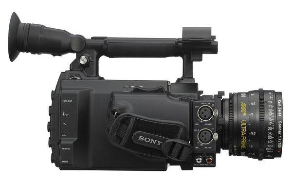Sony PMW-F3: Super 35mm y óptica PL, ¿la cámara que todos esperamos?