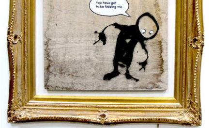 Oscars 2011, Banksy habla sobre la nominación, el documental, el arte