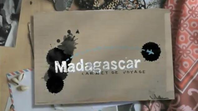 "Madagascar ""carnet de voyage"""