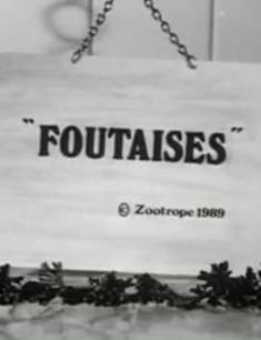 Foutaises, cortometraje de Jeunet, las cosas que nos gustan y las que no