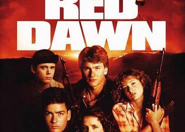 Red Dawn, ¿amanecer rojo, chino o coreano?