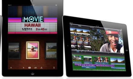 ¿Se puede editar profesionalmente con iMovie en el iPad 2?