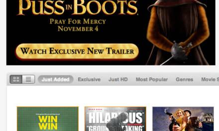 ¿Por qué Apple aloja trailers?