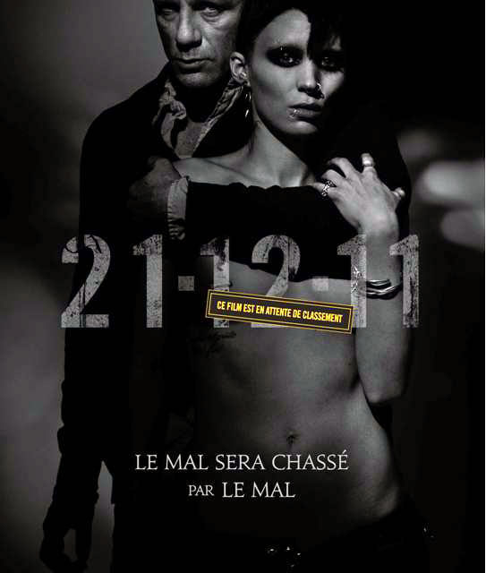 The Girl with the Dragon Tattoo, impresionantes créditos iniciales