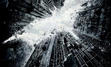 The Dark Knight Rises, primer teaser poster