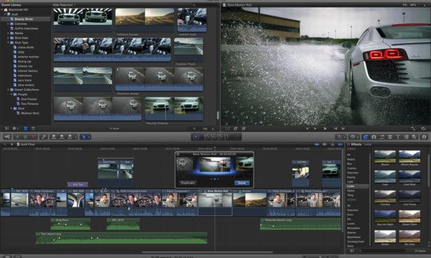 Quince tutoriales sobre corrección de color en Final Cut Pro X