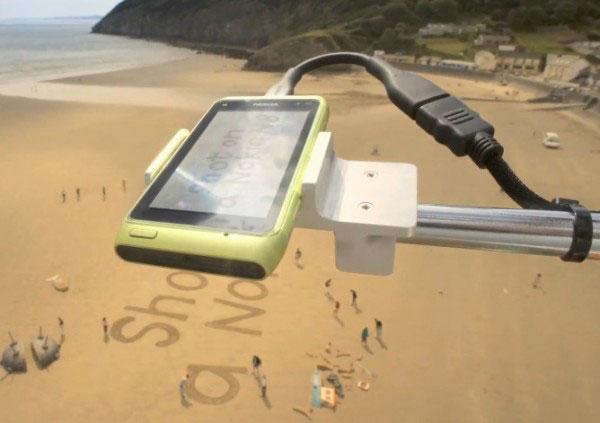 Aardman bate record con Gulp: la animación cuadro a cuadro más grande del mundo (realizada con teléfono N8 de Nokia)