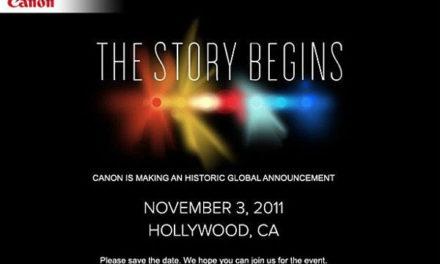 ¿Canon y Scorsese cambiarán hoy el curso de la historia? Y la RED Scarlet, ¿también?
