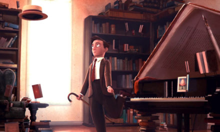 Oscars 2012,The Fantastic Flying Books of Mr. Morris Lessmore, nominado en cortometraje animado