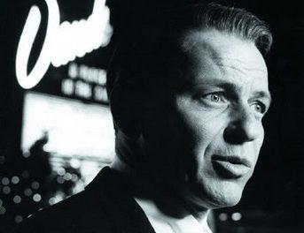 Perico Vidal de paseo con Sinatra en Las Vegas