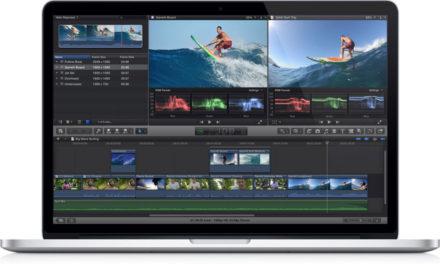 Apple actualiza el nuevo Final Cut Pro X