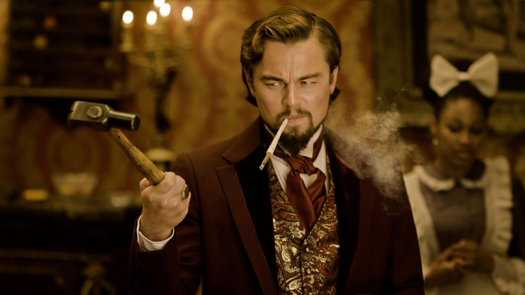 Escalofriante DiCaprio