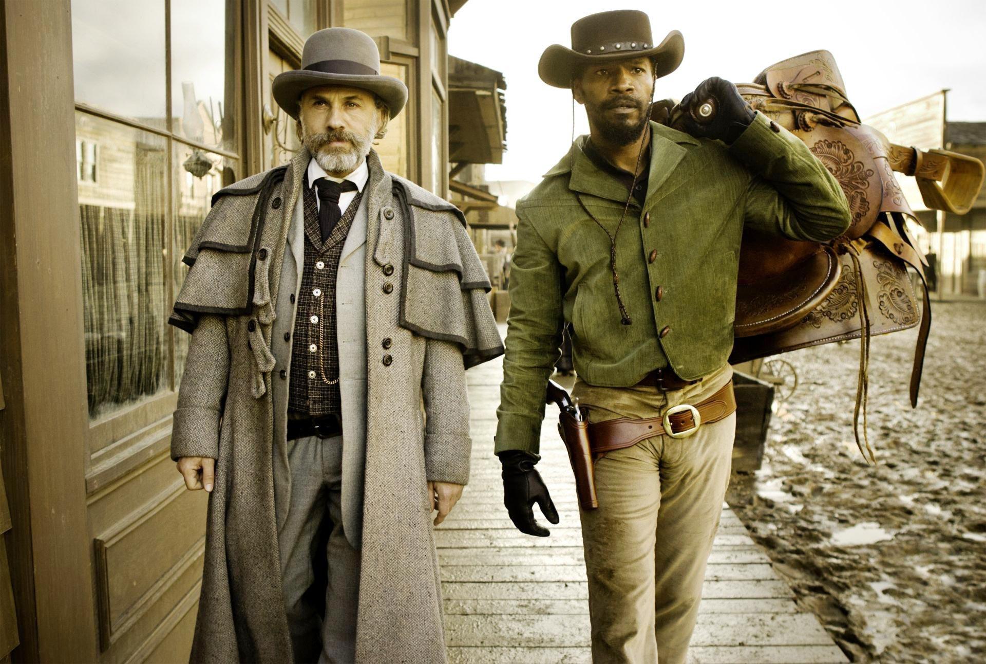 Django Unchained, desencadenado del género