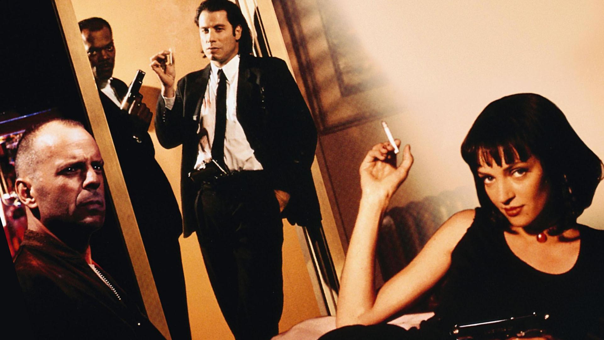 Pulp Fiction, más ficción que pulpa