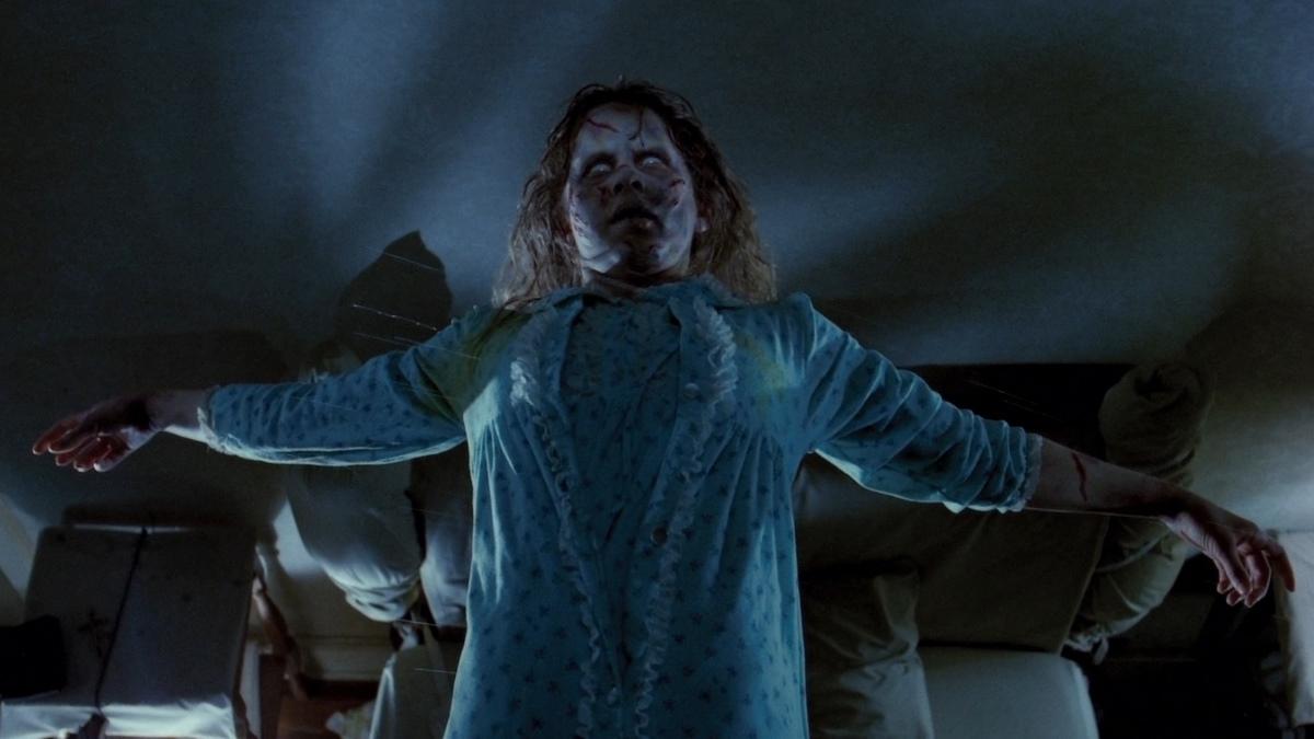 Linda Blair en El Exorcista, revelador casting, entre las películas sobre sacerdotes más aterradoras