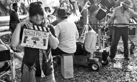 Geraldine Brezca, la Claqueta de Tarantino