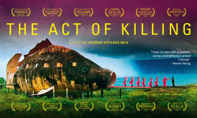 Un punto de vista sobre The Act Of Killing