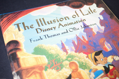 12 principios de la animación establecidos por Walt Disney