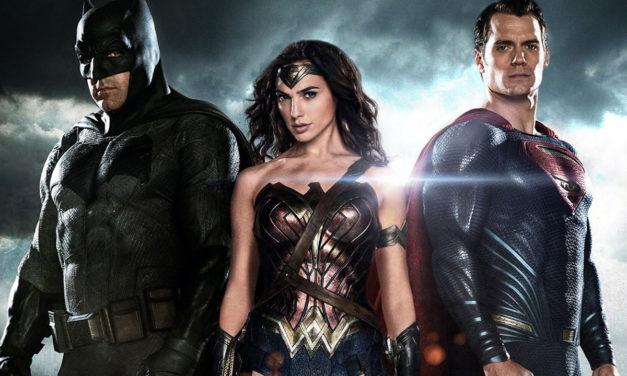 Justice League y Wonder Woman, primeros avances