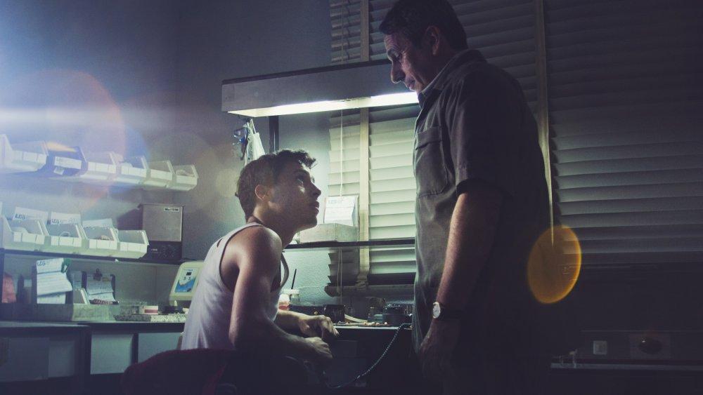 Luis Silva en Desde Allá de Lorenzo Vigas: malandro humano