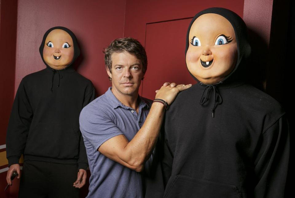 Jason Blum midas del terror