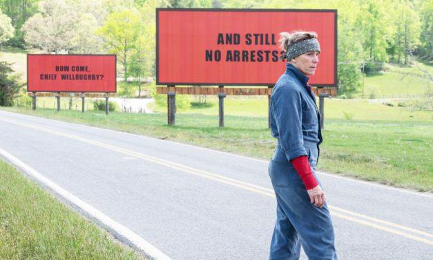 Three billboards outside Ebbing, Missouri levanta ronchas