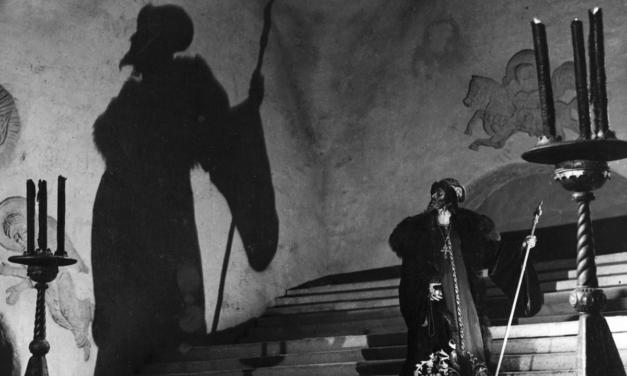 Stalin y Serguéi Eisenstein, una conversación sobre Iván El Terrible