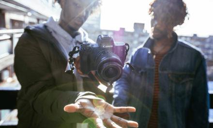 Canon EOS M50, ¿la cámara perfecta para youtubers?