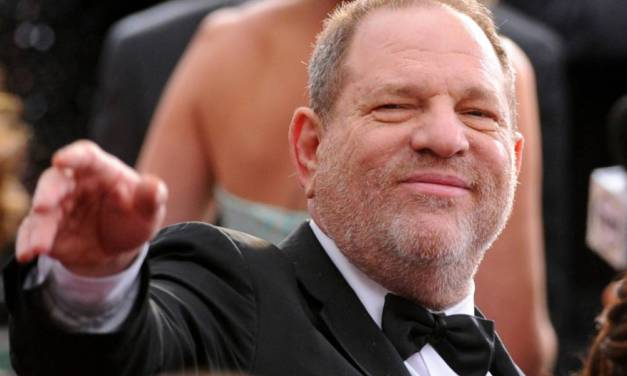 Harvey Weinstein: easy rapist, ranging bully.