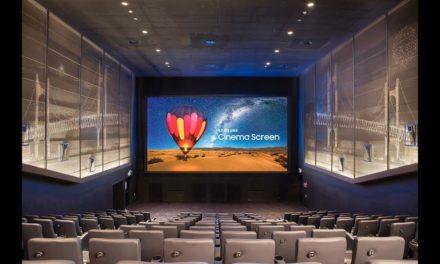 Samsung LED Cinema Screen, el comienzo del fin de la cabina de proyección