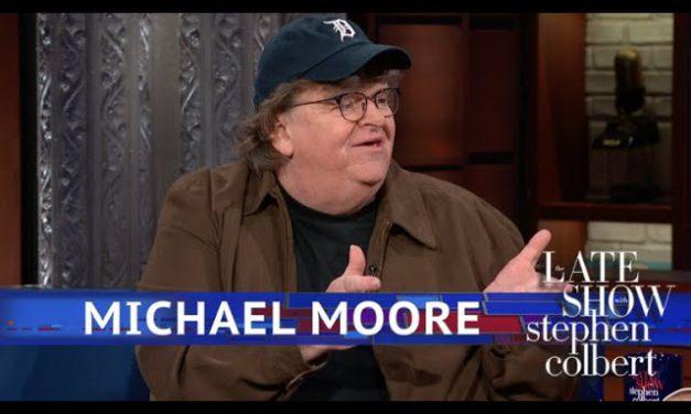 Fahrenheit 11/9 de Michael Moore se estrena en septiembre 2018