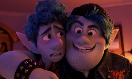 Unidos (Onward), una tierna fábula familiar con el primer personaje LGBT de Disney
