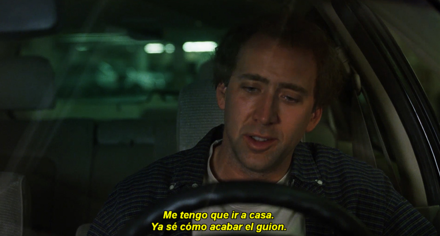 """""""Adaptation"""" (2002), de Spike Jonze"""