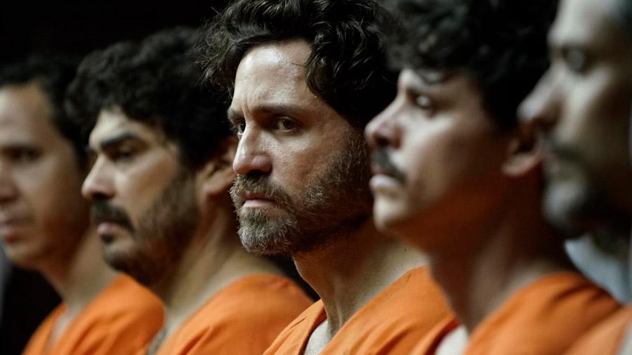 Edgar Ramírez en Red Avispa de Olivier Assayas