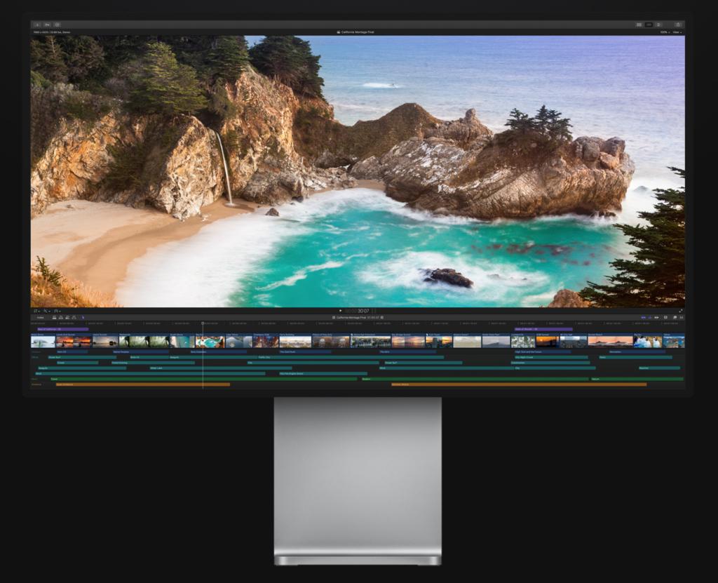 De las mejores herramientas de edición no lineal, Apple Final Cut Pro X