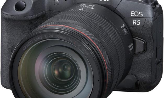 Canon EOS R5 y R6, cámaras perfectas