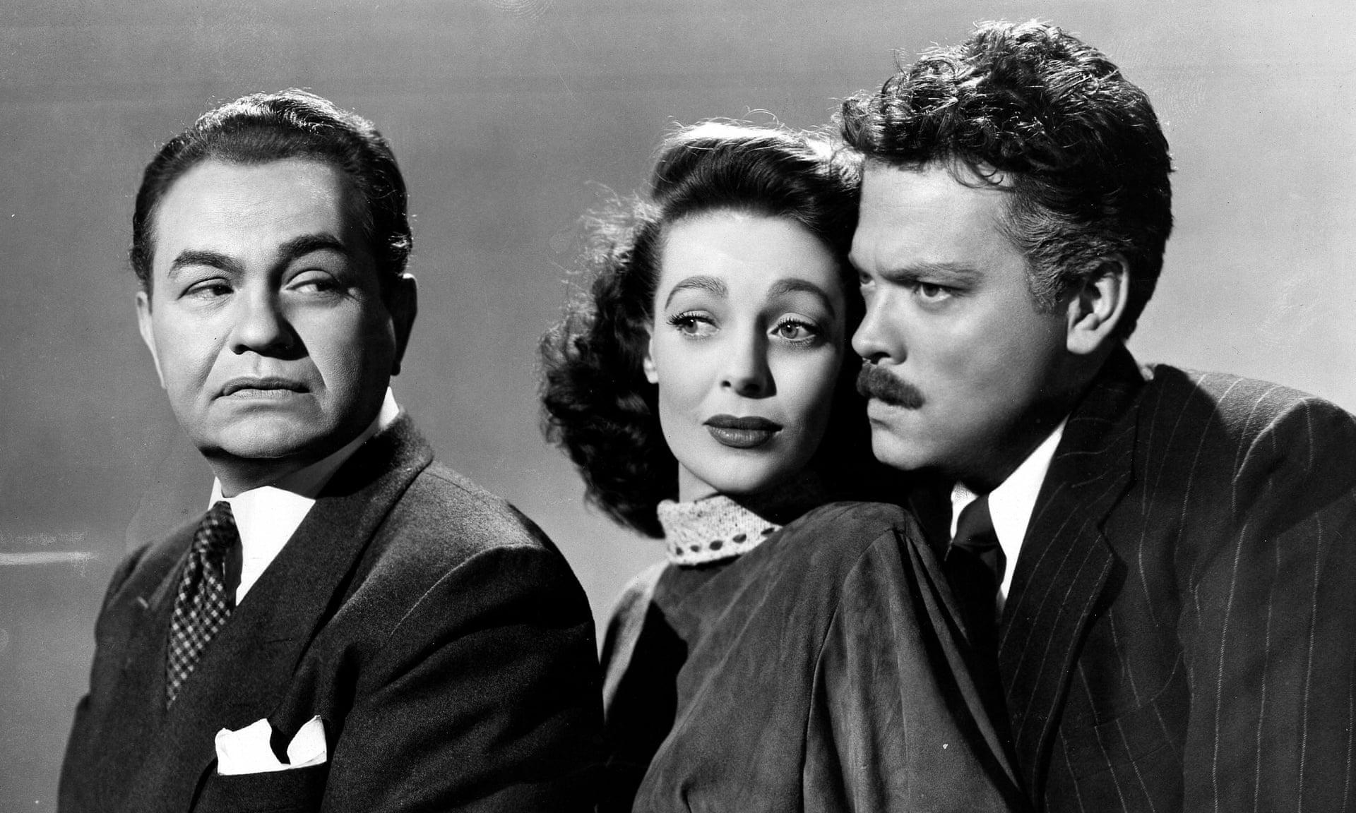 The Stranger de Orson Welles, un noir con influencia de cómic