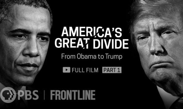 America's Great Divide: From Obama to Trump, crónicas de la polarización americana