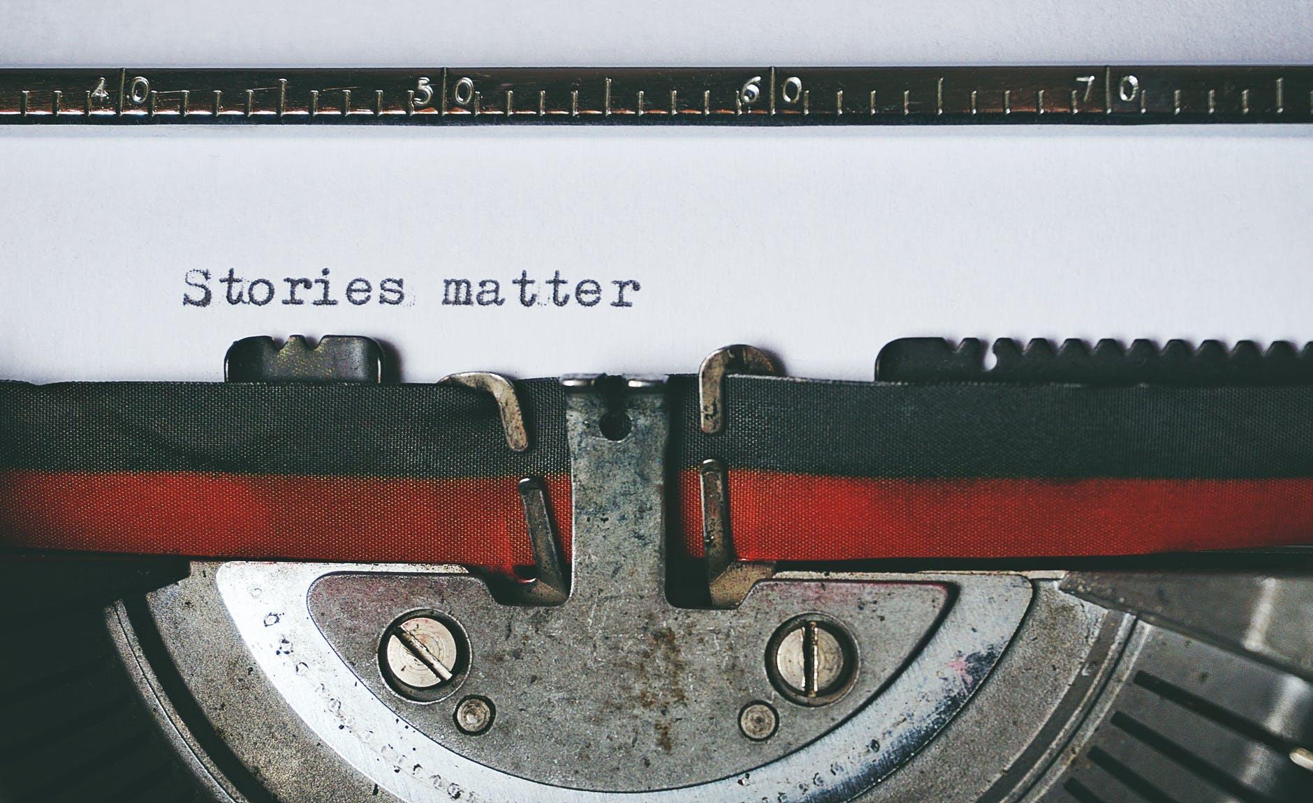 Cómo escribir una buena historia
