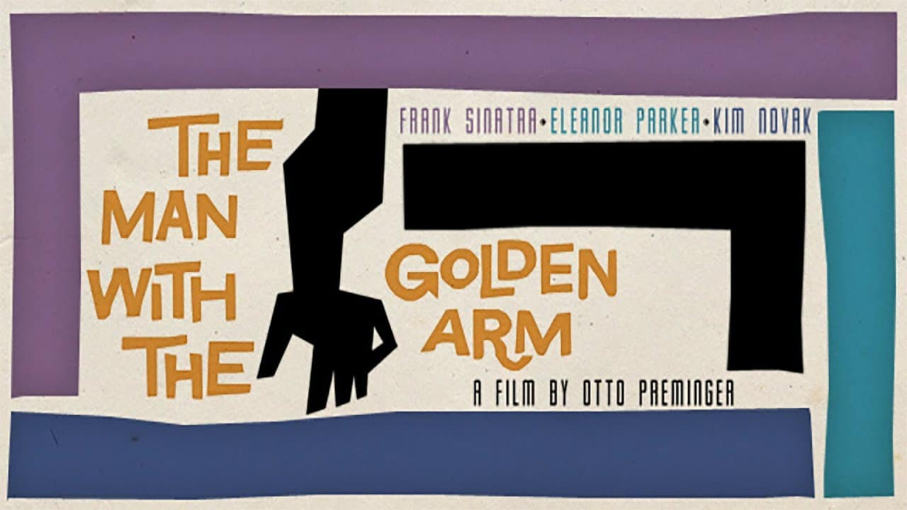 The Man with the Golden Arm de Otto Preminger