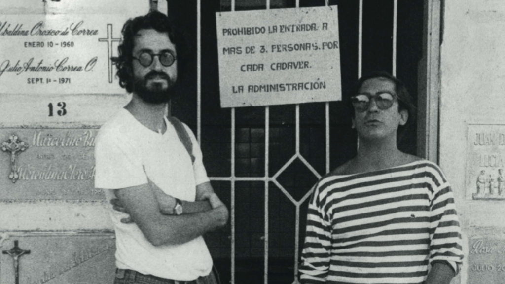 Documental Todo comenzó por el final, de Luis Ospina